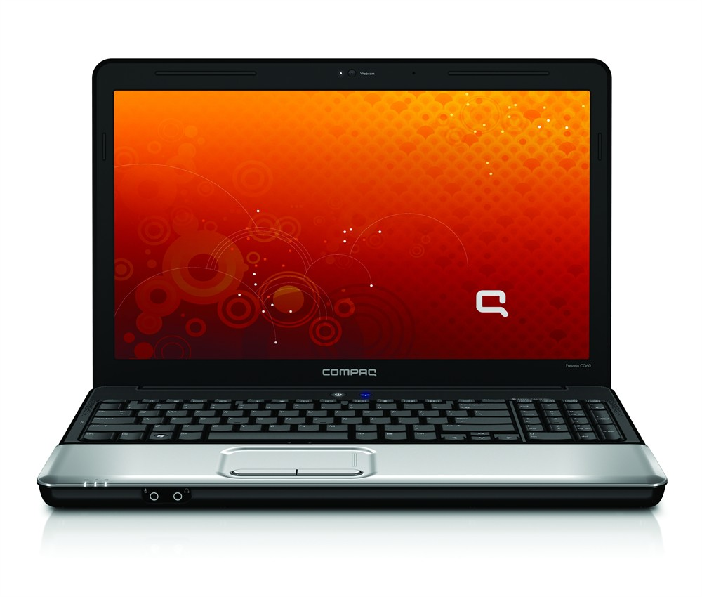 Очистка системы охлаждения ноутбука Compaq