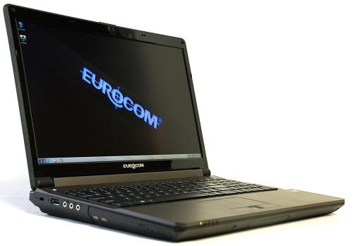 очистка системы охлаждения ноутбука Eurocom от пыли