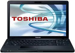 Чистка системы охлаждения ноутбука Toshiba от пыли